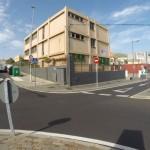 Aparcamiento rotonda farmacia Finca España