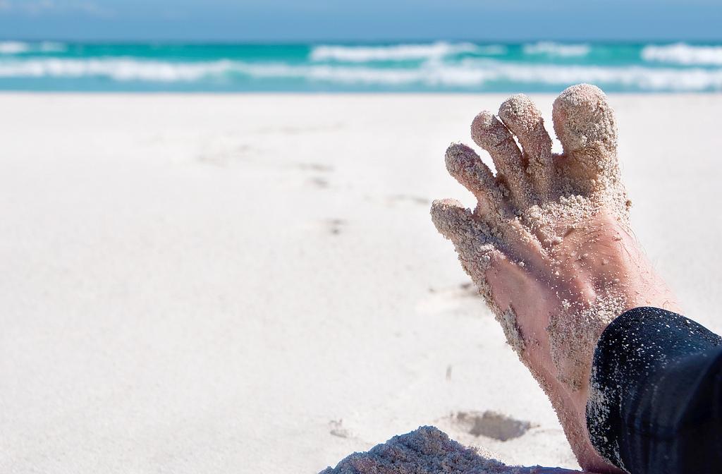 ¿pies sensibles?