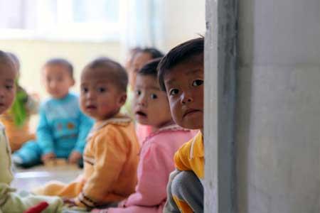 Asistencia Humanitaria niños