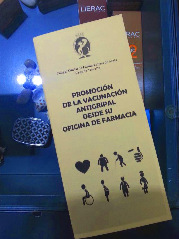 Farmacia Finca España campaña vacunación