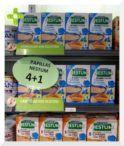 Farmacia Finca España cereal nestum