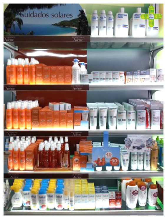 Farmacia Finca españa solares