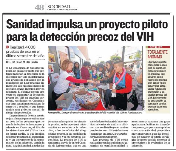 Farmacia Tenerife Red Canaria de Laboratorio