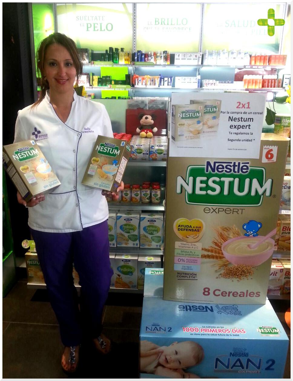 Farmacia Tenerife nestum