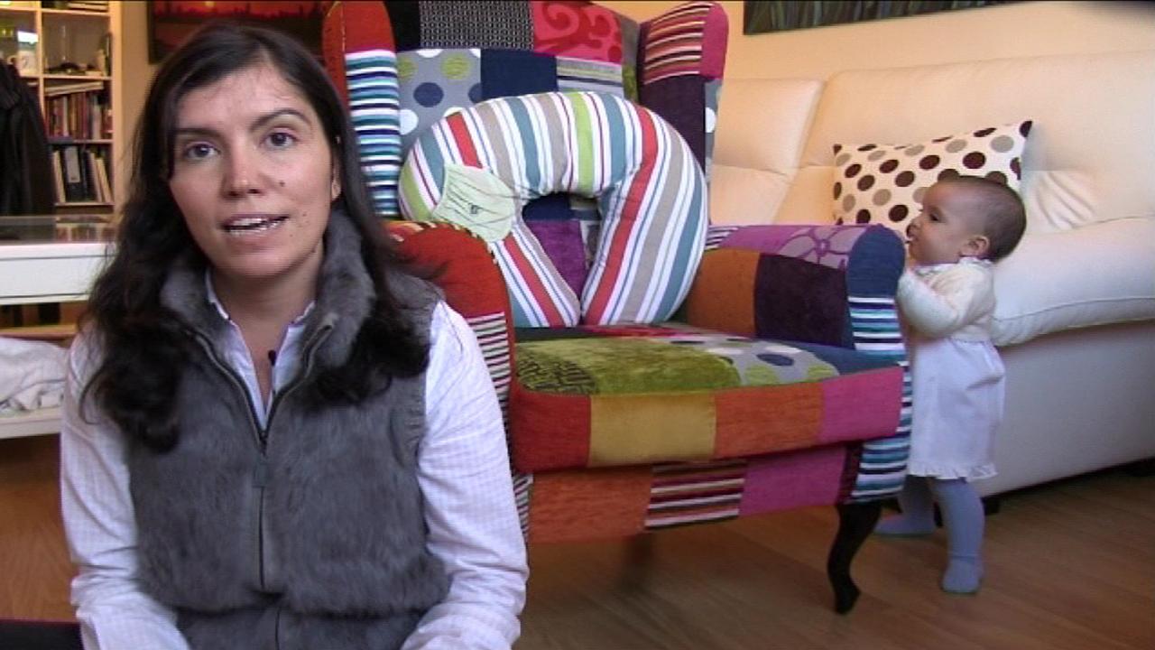 La pediatra María Salmerón habla del sueño en el bebé de siete meses
