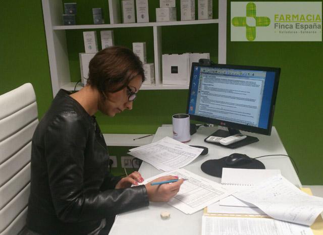 Programa conSIGUE Farmacia Finca España