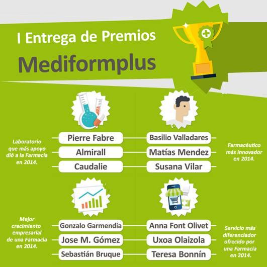Premios Mediformplus 2015