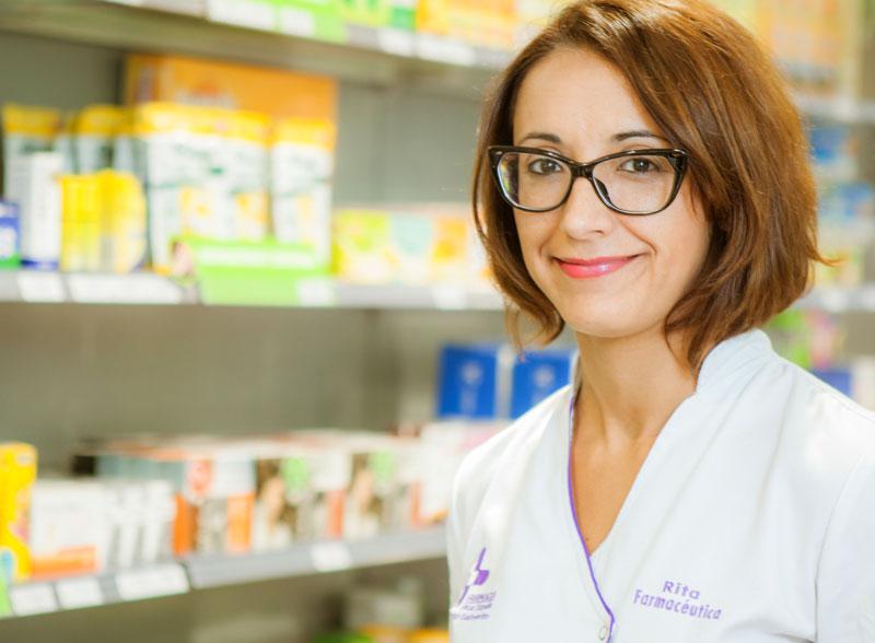 Rita Castro Farmacia Finca España