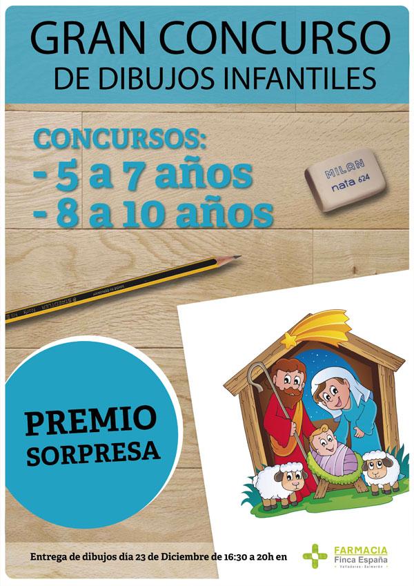 Concurso infantil dibujo 2015