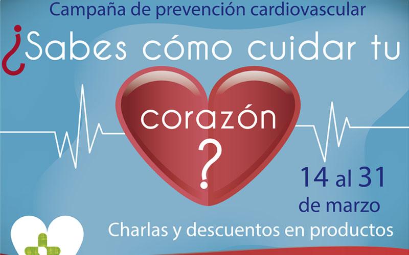 Campaña prevención cardiovascular