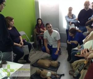 Taller urgencias pediatricas resucitacion