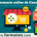 Farmacia online Canarias Tenerife