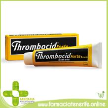 Pomada Thrombocid Forte