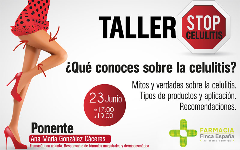 Taller celulitis