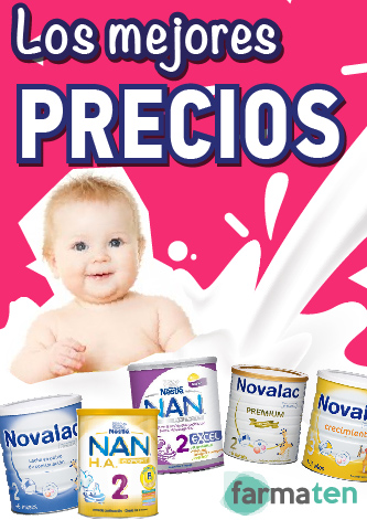 Ofertas alimentación infantil