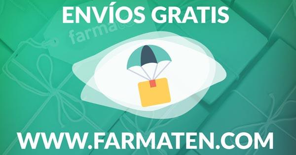 Farmacia online envío gratis Canarias Farmaten