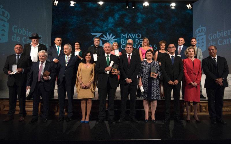 Premios Día Canarias 2017