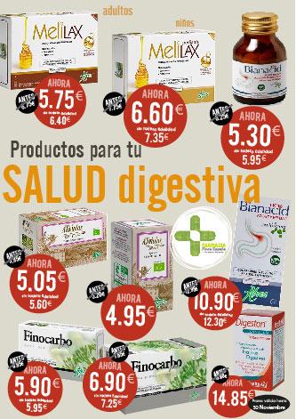Promo Productos Salud Digestiva