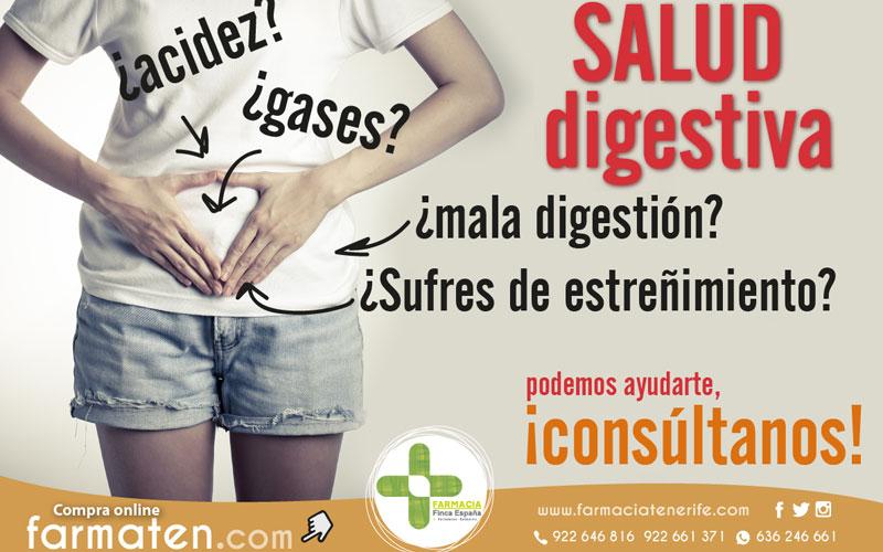 Campaña salud digestiva