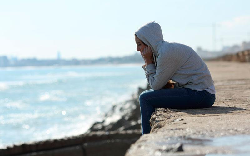 La ansiedad social puede provocar aislamiento
