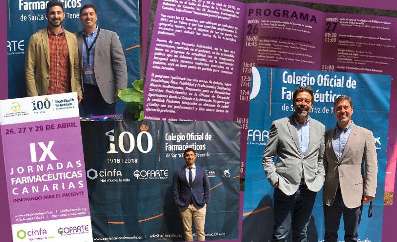 IX Jornadas Farmacéuticas Canarias